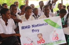Kordofan RHD Control Center started Awareness days in Al Obeidand and Bara