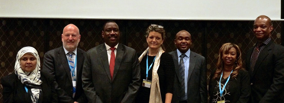 Sudan Chairs a side event during World Health Assembly in Geneva