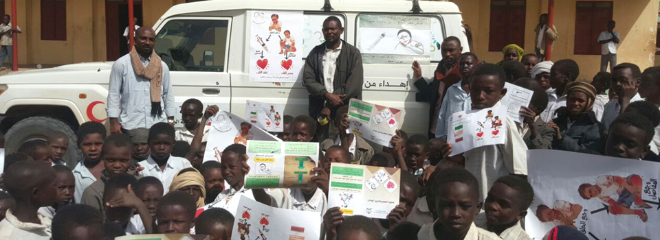 Successful medical camp in North Kordofan